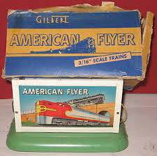 Gilbert American Flyer Number 577 Whistling Billboard