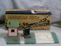 American Flyer Crossing Gate 600