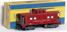 American Flyer Action Caboose 977