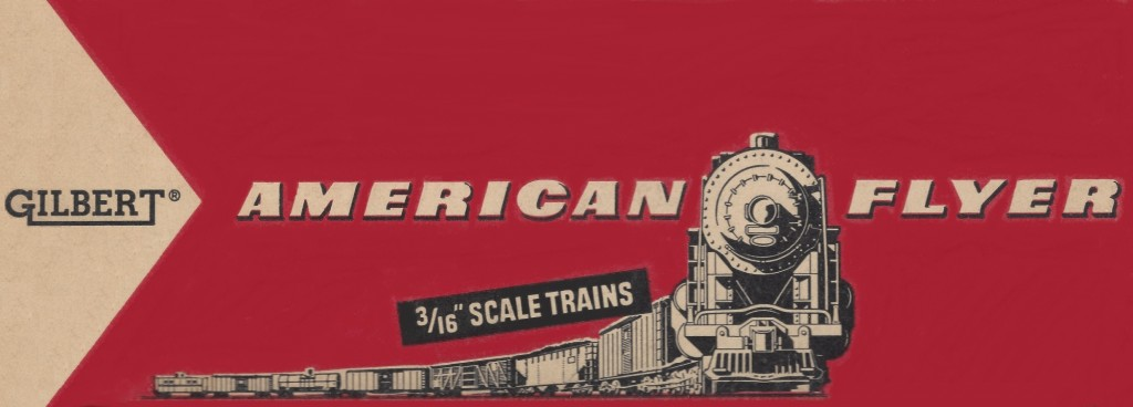 American Flyer Logo - Red