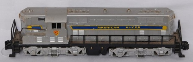 American Flyer No. 370 GP7 Road Switcher