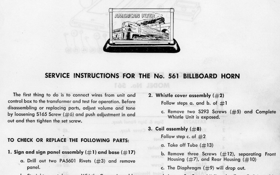 F1644 561 Service Manual Lo Res 0011 e1394840310537 572122_1080x675 american flyer parts list archives page 19 of 20 traindr american flyer trains 282 wiring diagram at edmiracle.co