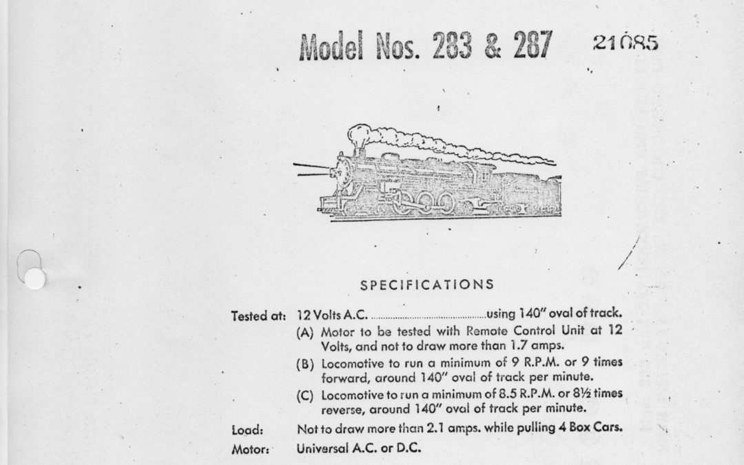 F1646 283 and 287 Pacific Service Manual Lo Res 001 e1393767513549 547908_1080x675 american flyer parts list archives page 19 of 20 traindr american flyer trains 282 wiring diagram at edmiracle.co