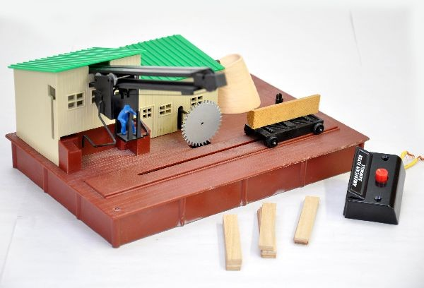 American Flyer Sawmill 23796