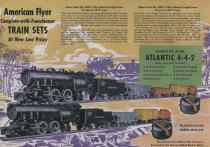 American Flyer Train Set 490T Catalog Image
