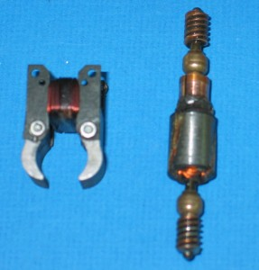 American Flyer Field Coil Assembly