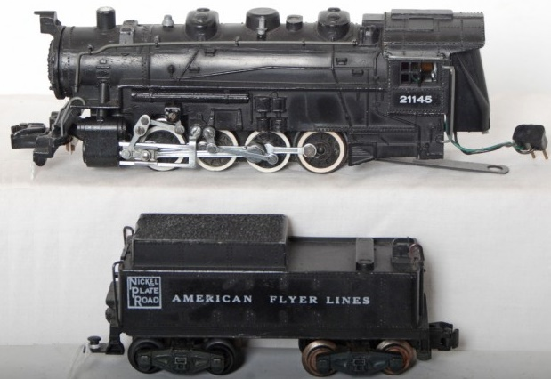 American Flyer Locomotive 21145 Switcher