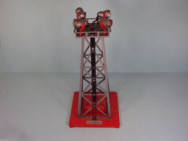 American Flyer Colber Flood Light Tower