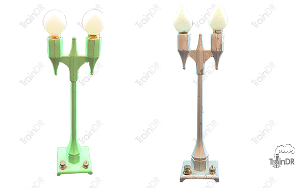 American Flyer Boulevard Lamps 580