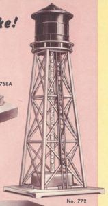 American Flyer No. 772 Automatic Water Tower - 1951