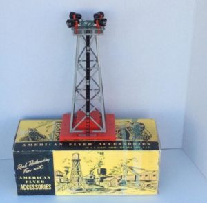 American Flyer No. 774 Floodlight Tower Box Pack - 1951