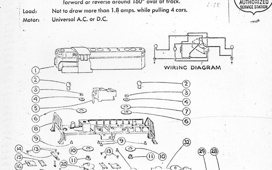 American Flyer Locomotive 372 Union Pacific GP 7 Diesel Parts List 609219_1080x675 american flyer parts list archives page 8 of 20 traindr american flyer trains 282 wiring diagram at edmiracle.co