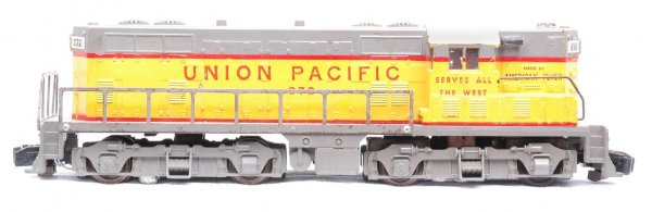 American Flyer Locomotive 372 Union Pacific GP 7 Diesel