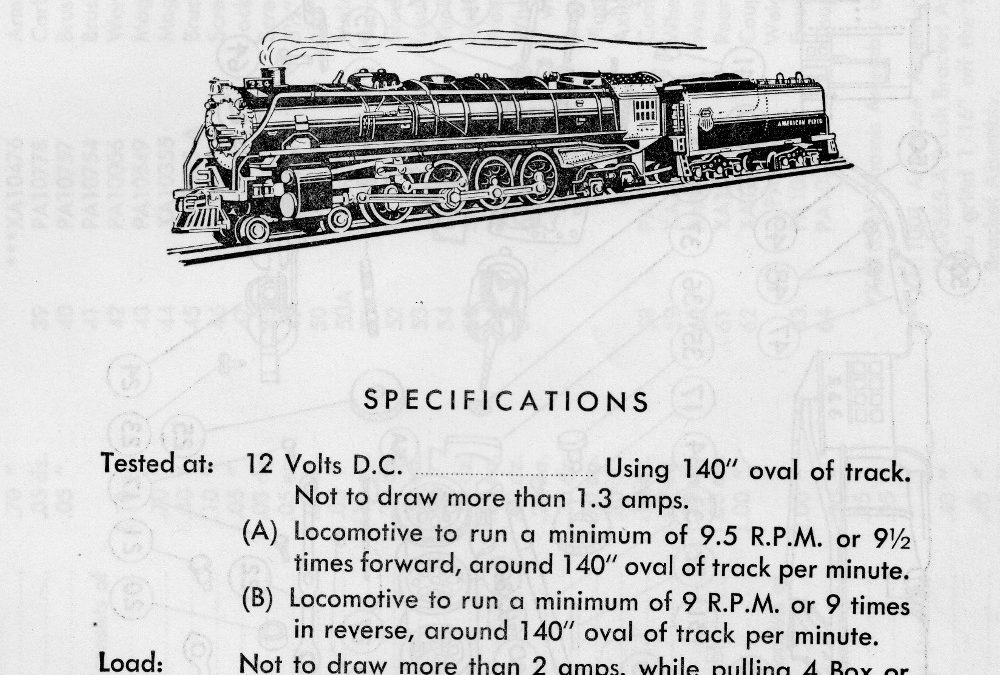 American Flyer Locomotive 332 Parts List and Diagram 433784_1000x675 american flyer parts list archives page 8 of 20 traindr american flyer trains 282 wiring diagram at edmiracle.co