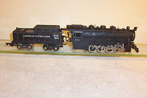 American Flyer Locomotive 342 Nickel Plate Road 0-8-0 Switcher