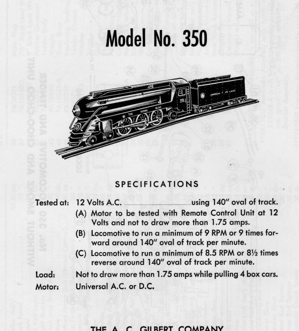American Flyer Model 350 Parts List and Diagram 610x1024 155441_610x675 american flyer parts list archives page 8 of 20 traindr american flyer trains 282 wiring diagram at edmiracle.co