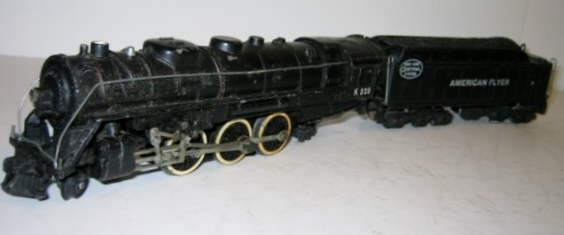 American Flyer Locomotive K325 Hudson