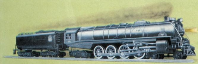 American Flyer Locomotive 336 The Challenger Catalog Image