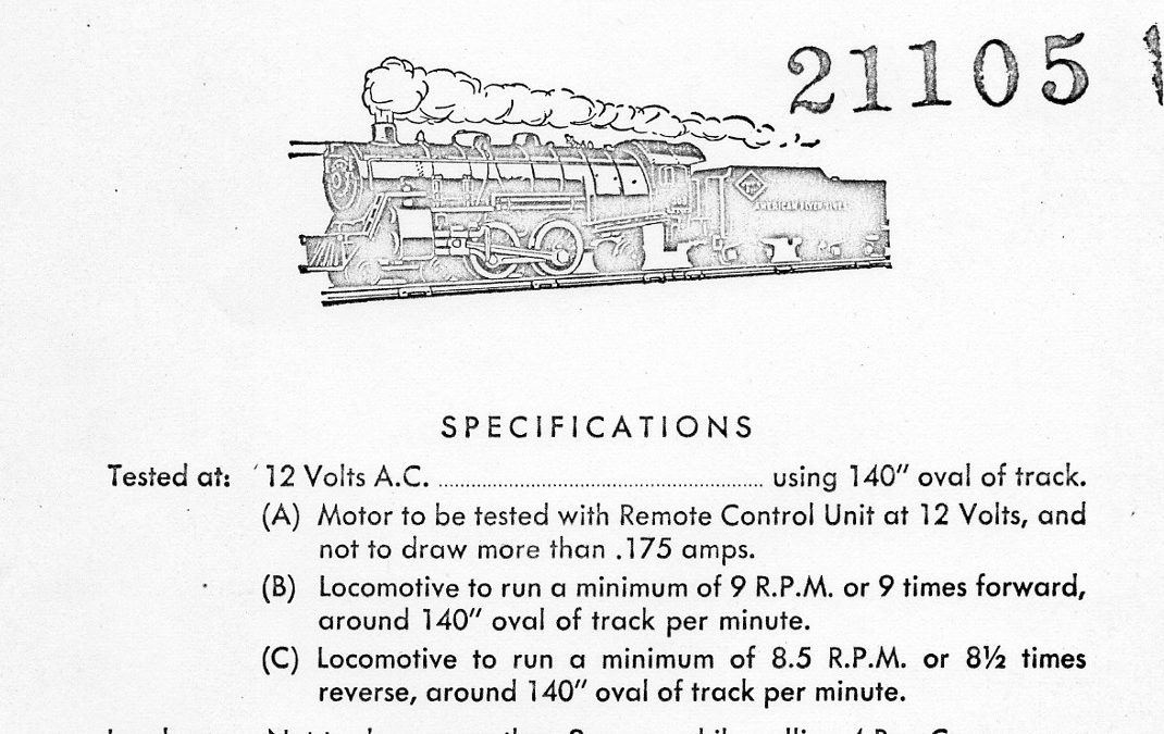 lionel 675 parts diagram