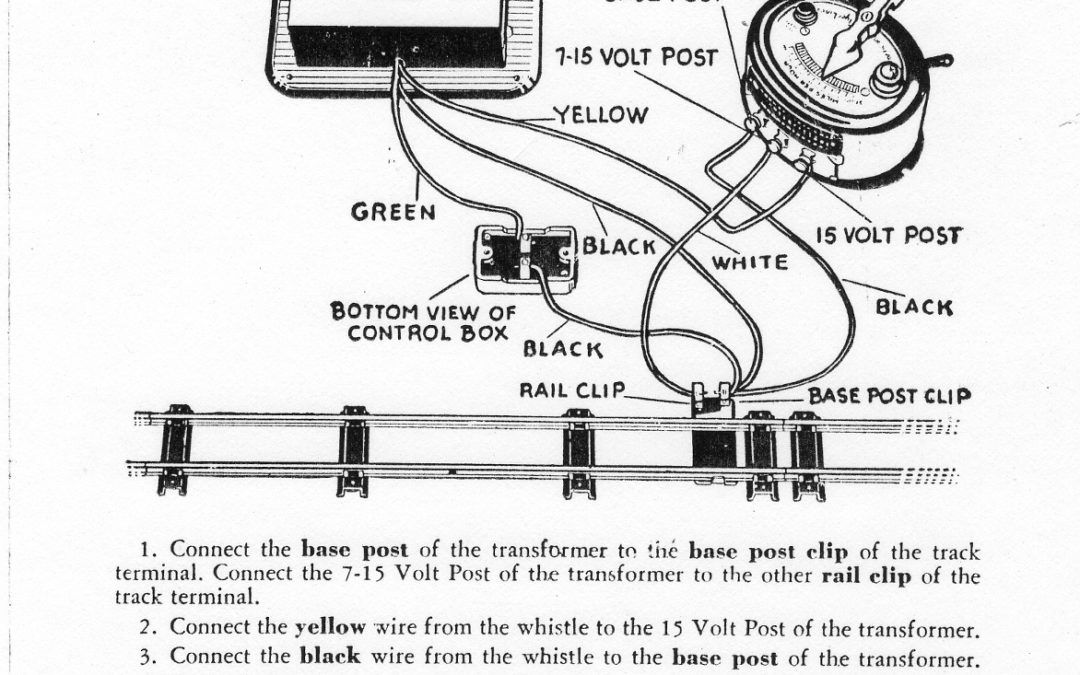 american flyer steam engine wiring diagram
