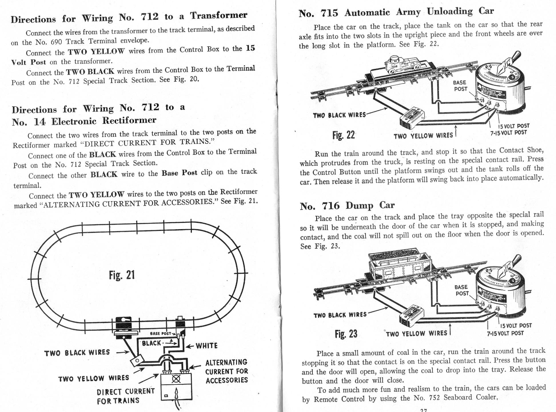 Wiring American Flyer Trains 15 Diy Enthusiasts Diagrams Locomotive Diagram Rh Banyan Palace Com Train Set