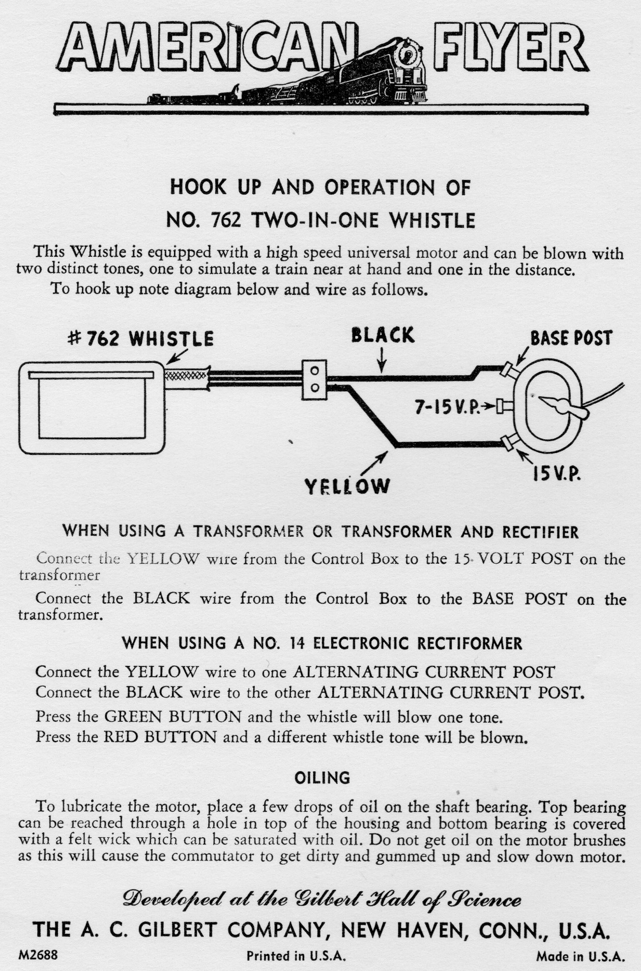 american flyer whistle wiring diagrams american flyer