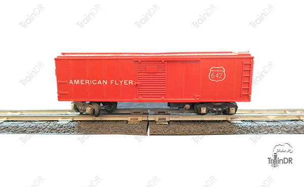 American Flyer Box Car 642