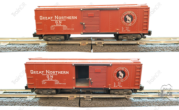 American Flyer Box Car 913 Great Northern
