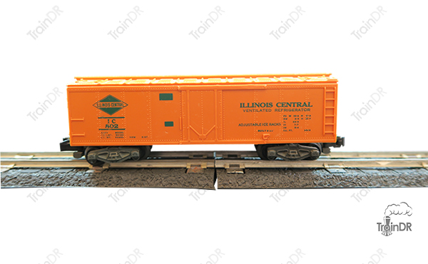 American Flyer Refrigerator Car 802 Illinois Central