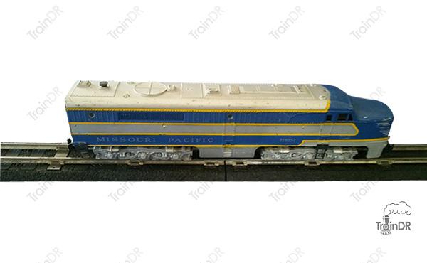 American Flyer Locomotive 21920-1 Missouri Pacific