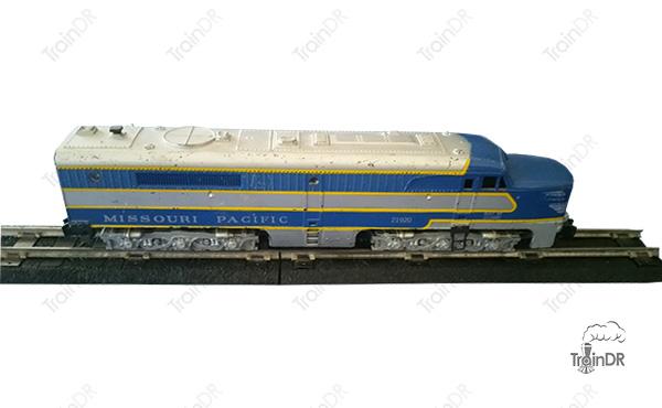American Flyer Locomotive 21920 Missouri Pacific