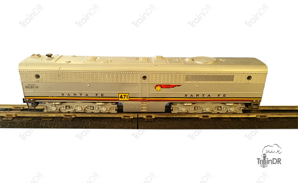American Flyer Locomotive 471PB Santa Fe