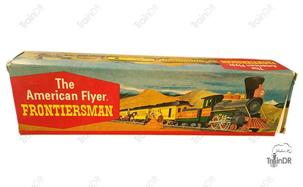 American Flyer Passenger Car (247)30 Frontiersman Box