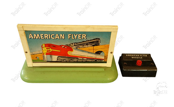 American Flyer Whistle 566