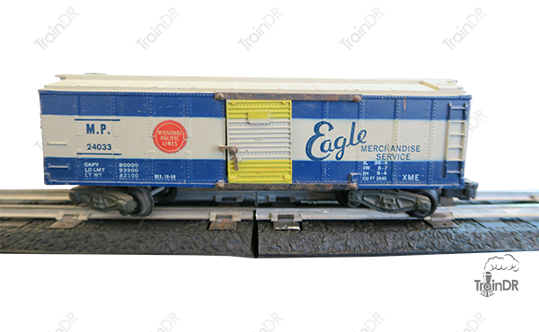 American Flyer Box Car 24033 MP Eagle
