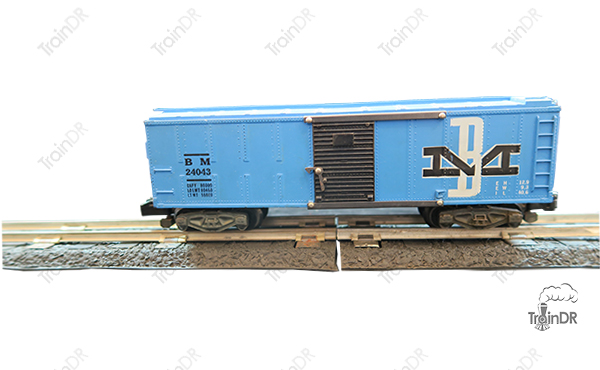 American Flyer Box Car 24043 BM