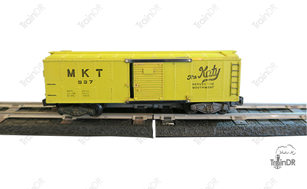 American Flyer Box Car 937 MKT