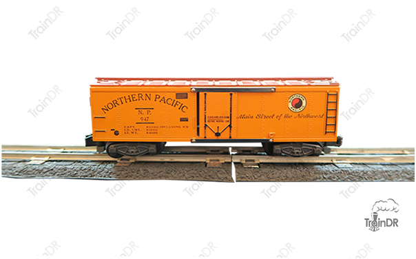 American Flyer Box Car 947 Northern Pacific