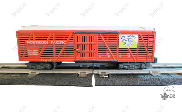 American Flyer Stock Car 24077 Northern Pacific
