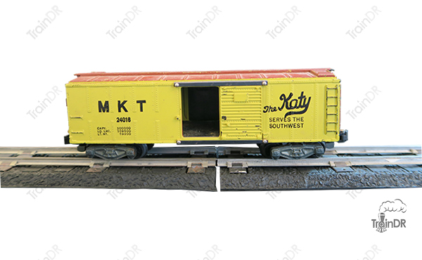 American Flyer Box Car 24016 The Katy MKT (End Point)