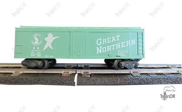 American Flyer Box Car 24422 Great Northern