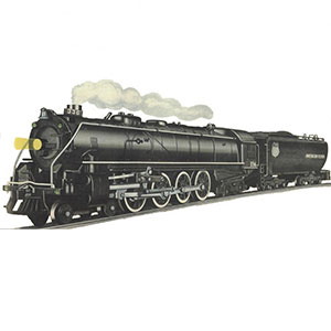American Flyer Locomotive